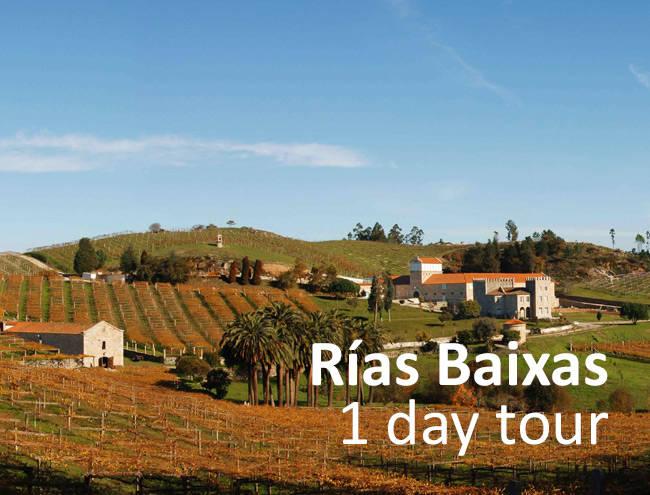 Rías Baixas - 1 day tour
