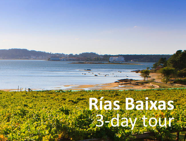 Rías Baixas - 3 day tour