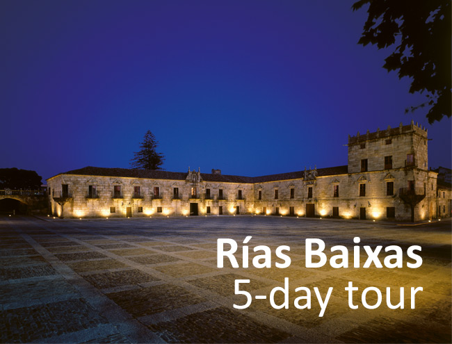 Rias Baixas 5 day tour