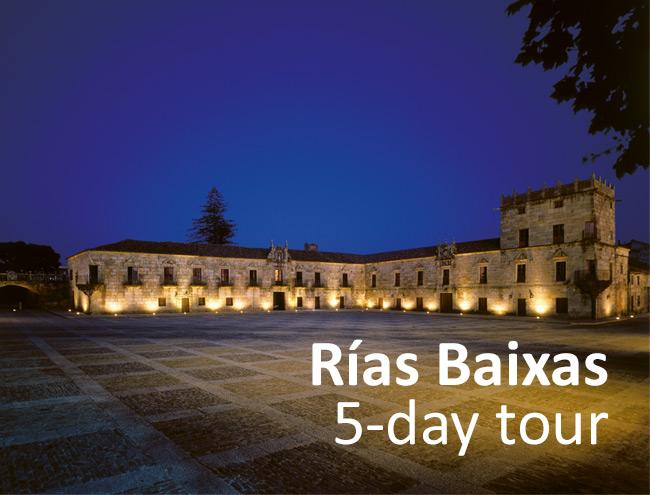 Rias Baixas 5 day tour