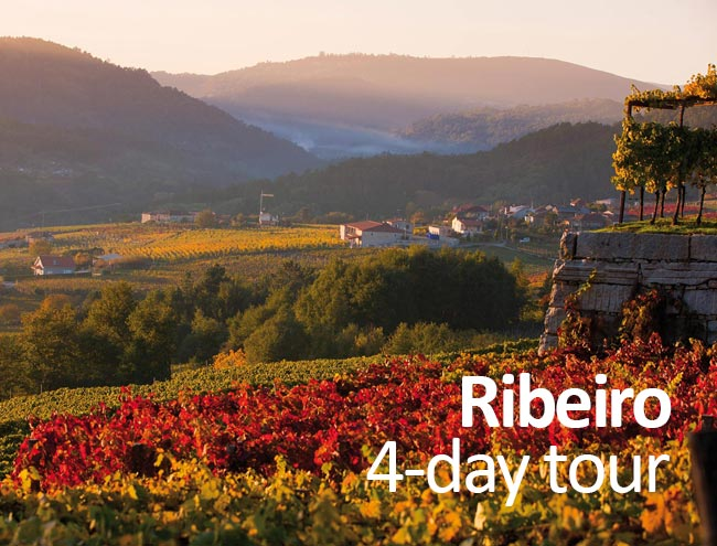 Ribeiro - 4 day tour